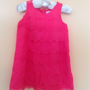 Children's Place Neon Pink Dress